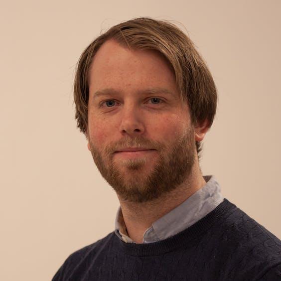 Fredrik M. Tveit